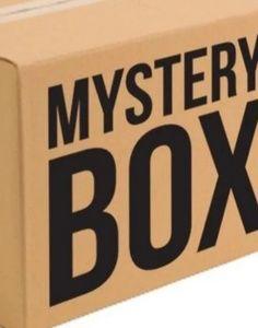 Mystery box of 12 pierced earrings.